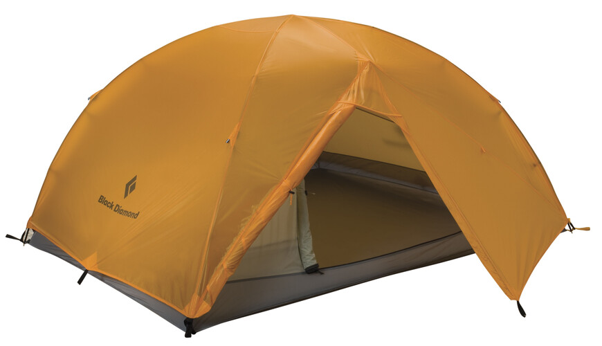 Black Diamond Vista - Tente - orange